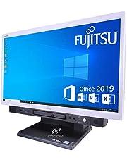 富士通 K556 20型ミニ一体型PC/Core i5-6500T/RAM:8GB /SSD512GB/光学ドライブ光学ドライブ/Bluetooth/無線LAN/MS Office 2019(整備済み品)