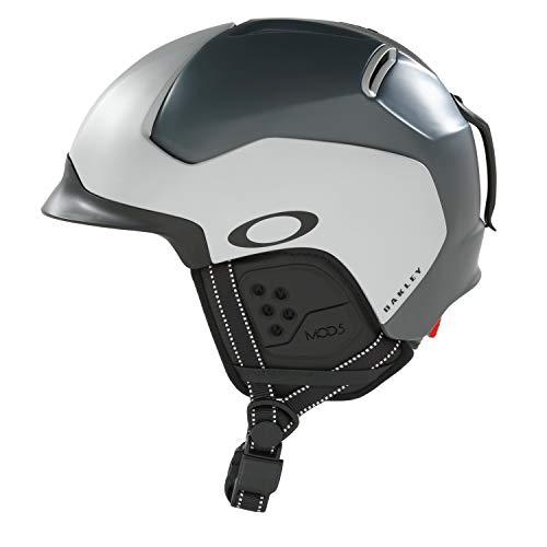Oakley Mod5 Snow Helmet, Matte Grey, Medium