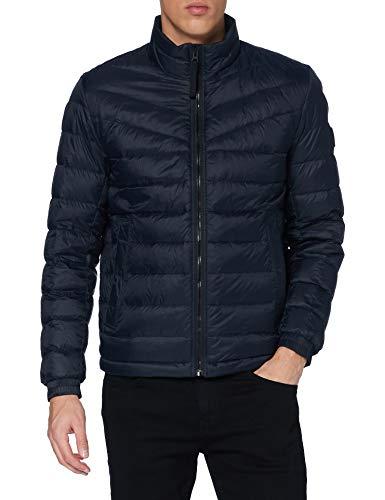 BOSS Mens Olido1 Jacket, Dark Blue (404), 48
