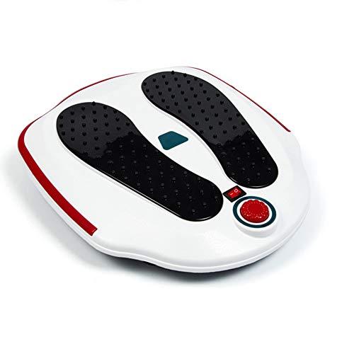 DGHJK Masajeador de pies electromagnético Shiatsu, masajeador de pies calmante con circulación de Calor, amasamiento Profundo, Alivio del Dolor, Mejora la circulación sanguínea