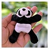 ZYZSTR 1 Unidad de imanes de Nevera, Bonito imán de Panda Suave para Nevera, Pegatina para Nevera, Recuerdo, decoración del hogar, Accesorios de Cocina, calcomanía de Regalo
