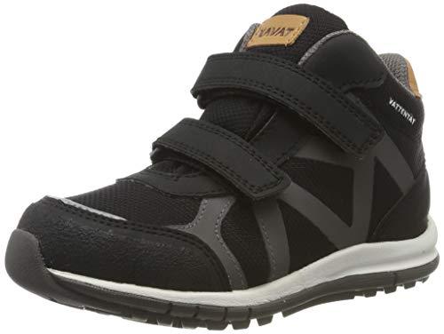Kavat Unisex-Kinder Iggesund WP Sneaker, Schwarz (Black 911), 33 EU