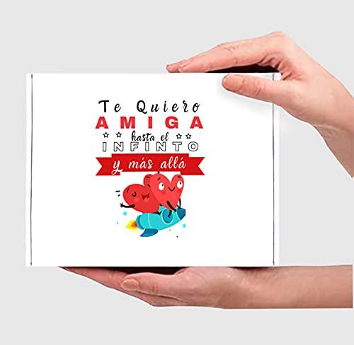 Regalo para Amiga. Kit de Regalo para Amigas Especiales