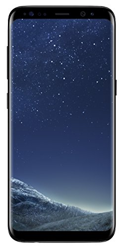 Samsung Smartphone Galaxy S8 64GB UK Version - Midnight Black