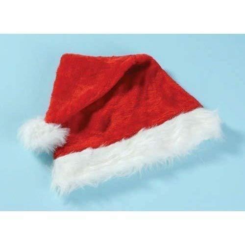Le luxe santa le Chapeau, la grandeur d'Adultes - le chapeau de Noël [le Jouet]