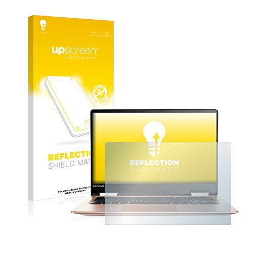 upscreen Entspiegelungs-Schutzfolie kompatibel mit Lenovo Yoga 710 14IKB – Anti-Reflex Displayschutz-Folie Matt