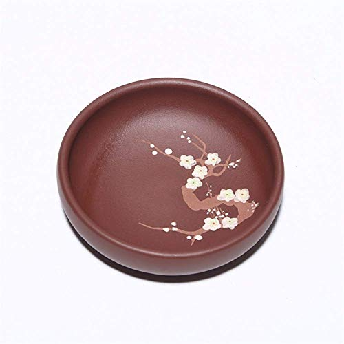 Theepotten, Wang Yixing paarse klei Tea Cup Cup Bowl Geschilderd Master Cup Present Gifts 8bayfa