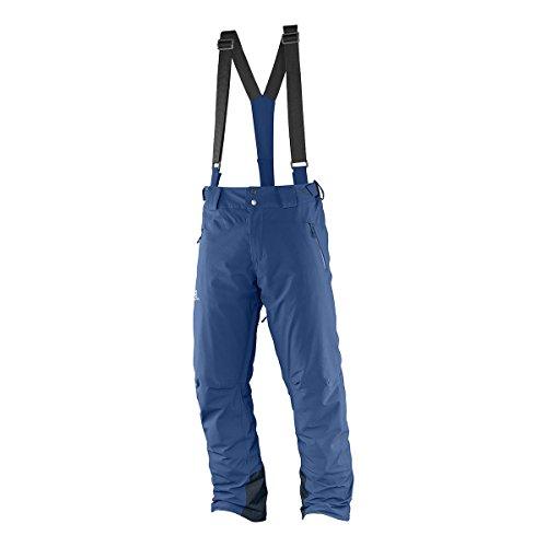 Salomon Iceglory M - Sky Hose für Herren, Farbe XL Midnight Blue