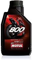 MOTUL(モチュール) 800 2T バイク用エンジンオイル 100%化学合成(エステル) 1L [並行輸入品]