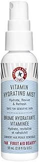 First Aid Beauty Vitamin Hydrating Mist, 2 Ounce