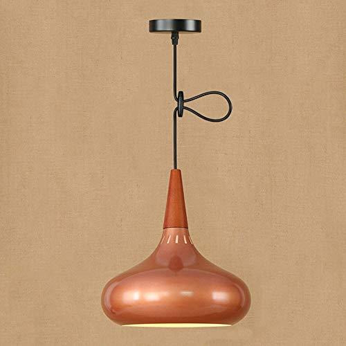 CNCDRS Techo de un Cabezal de la Vendimia Colgante Techo rústico Luces lámpara Colgante lámpara de Hierro Colgantes de Techo Colgante Luces Colgantes Moderna iluminación Pendiente