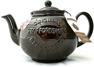 Brown Betty 8 Cup Teapot with Logo