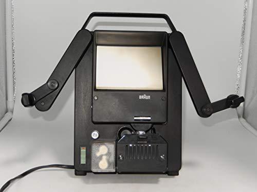 BRAUN Typ: SB1 Filmbetrachter mit Lampe 6A/10W, geprüft, FUNKTIONSFÄHIG, in Top Zustand