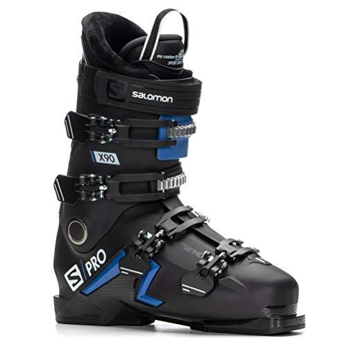 Salomon Botas de esquí S/Pro X90 CS para Hombre, Color Negro, Azul...
