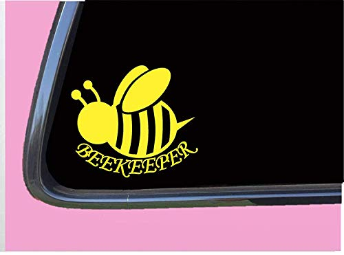 Bijenmaker Sticker 6 Inch Bijenteelt Stickers Hive kam Honing Wax