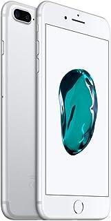 Apple iPhone 7 Plus Silver 256GB SIM-Free Smartphone (Renewed)