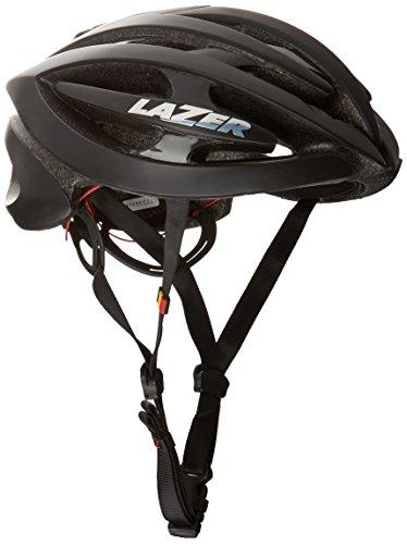 Lazer Helm Genesis Mat, Black, L