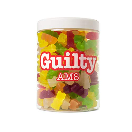 Guilty Candy Store – 1kg Suikervrije Snoep Mix