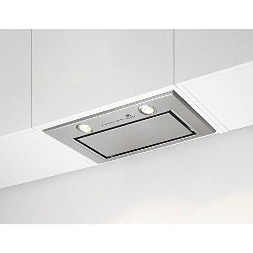 Electrolux EFG 60563 OX Dunstabzugshaube/Flachschirmhaube/ 54.0 cm/hohe Leistung, geringer Energieverbrauch, einfache Fernbedienung