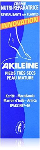 Akileine Droge Voeten Crème, 50ml, Blauw