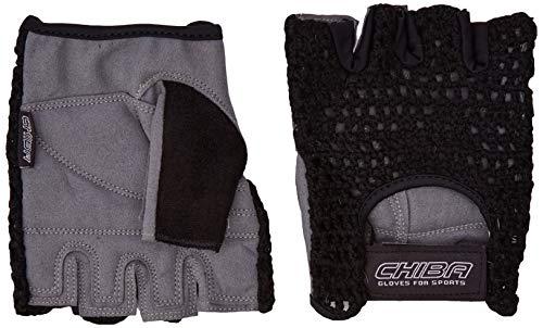 Chiba Handschuhe Athletic, schwarz, M