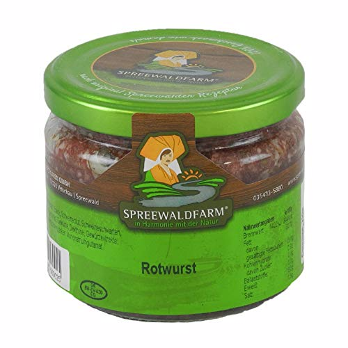 Original Spreewälder Rotwurst (250 g)