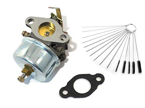 OxoxO Carburetor Carb 4 Pulgadas Nylon Tubo Cepillo para Tecumseh 632230 632272 H30 H50 H60 HH60 Motores