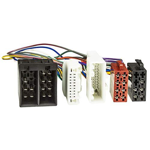 tomzz Audio 7353-000 T-Kabel ISO passend für Subaru Impreza Forester Justy zur Einspeisung von Freisprecheinrichtung ISO Verstärker für THB Parrot Dabendorf i-sotec Match