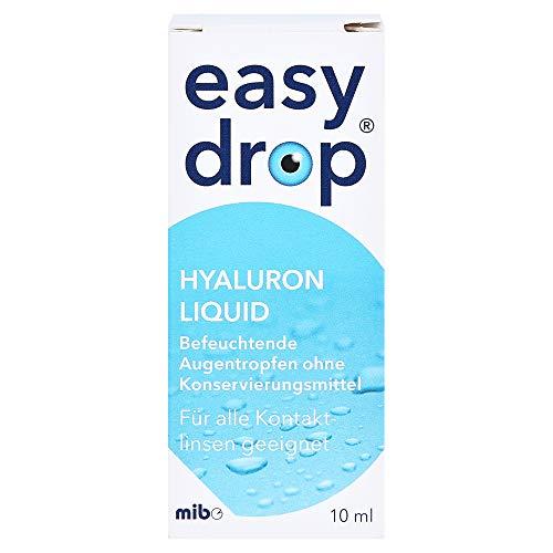 easydrop Hyaluron liquid Augentropfen, 10 ml