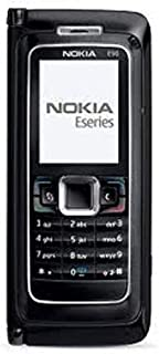Nokia E90 Communicator (English/Arabic) - Black