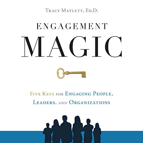 ENGAGEMENT MAGIC audiobook cover art