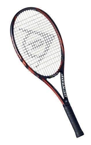 Dunlop Tennisschläger Biomimetic 300 26, schwarz/rot, RD675582L1