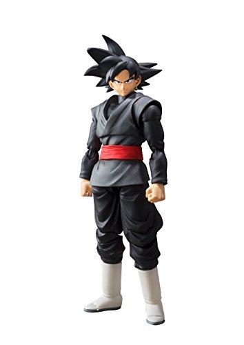 TAMASHII NATIONS Bandai S.H. Figuarts Goku Black Dragon Ball Super Action Figure