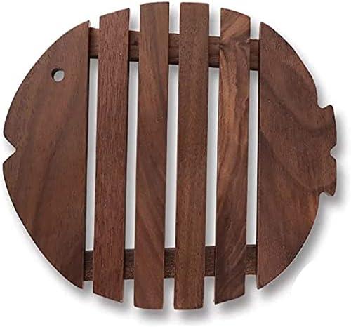 Bamboo Trivet Heatproof Mat Nat Kitchen 5 popular Protector Worktop Mail order cheap