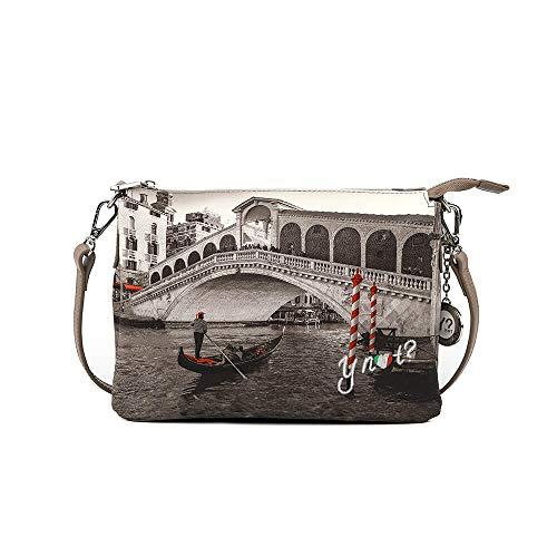 YNOT Crossbody 3 Pockets Venice Bridge