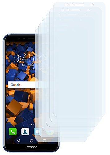mumbi Schutzfolie kompatibel mit Huawei Honor 7A Folie klar, Bildschirmschutzfolie (6X)