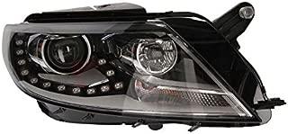 Bi-Xenon Crystal Clear Headlight Front Lamp Right Fits VW CC 2011-