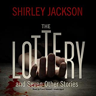 The Lottery and Seven Other Stories audiobook cover art