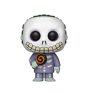 Figura Pop Disney Nightmare Before Christmas Barrel 4