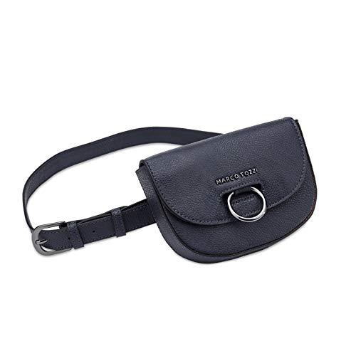 MARCO TOZZI Damen Handtasche 2-2-61007-25, Navy, 1 EU