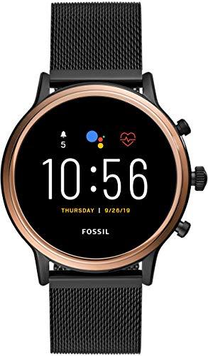 [フォッシル] 腕時計 タッチスクリーンスマートウォッチ ジェネレーション5 FTW6036 レディース 正規輸入品 ブラック