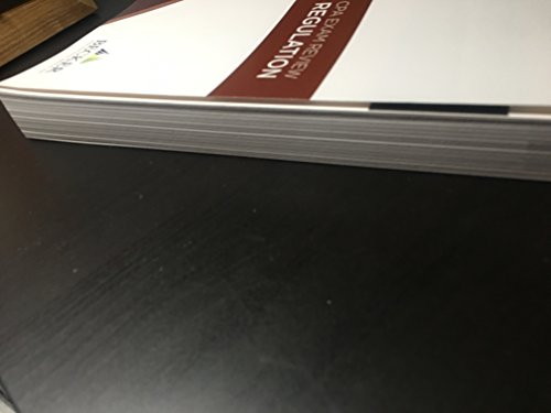 Becker CPA Exam Review Regulation REG 2017 Edition V3.0