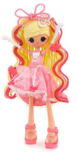 Lalaloopsy Girls Crazy Hair Muñeca Cinder Slippers para Hacer Peinados