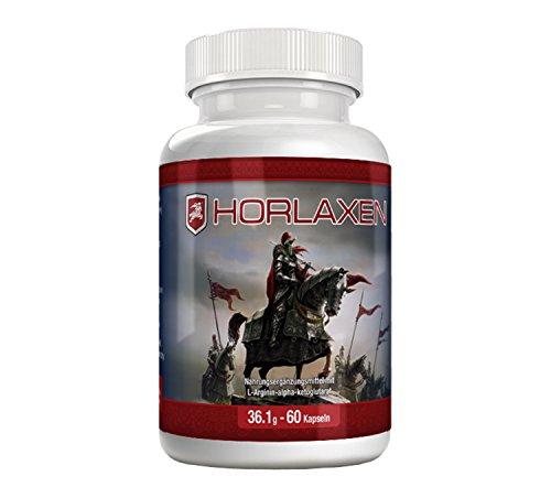 Horlaxen -Muskelwachstums-Mittel für effektiven Muskelaufbau | 1 Flasche