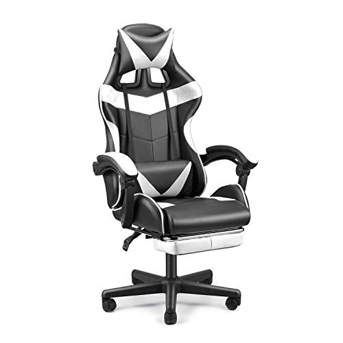 SOONTRANS Racing Style High Back Office Chair, Ergonomic...