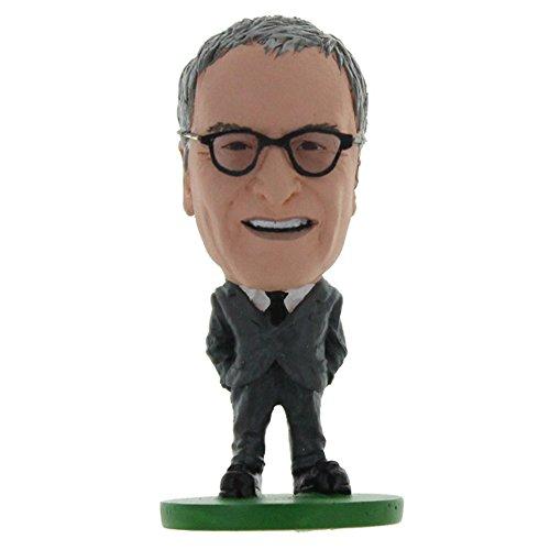SoccerStarz soc1087 Leicester Claudio 'Ranieri pak figuur