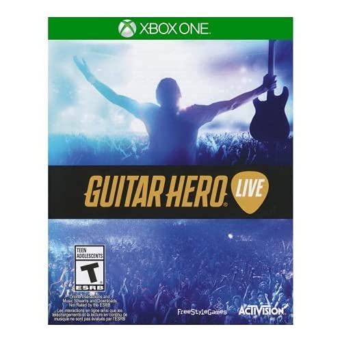 Top 10 Best guitar hero live game only