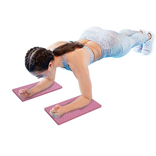 2 PCS Yoga Knee Pads Cushion for Pilates Planks Gym Exercise Fitness...