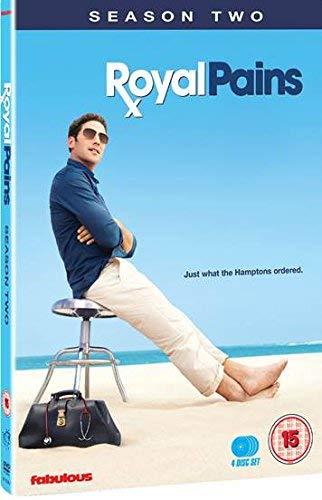 Royal Pains - Season 2 [DVD] [UK Import]