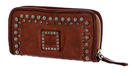 Campomaggi Lichene Geldbörse Leder 21 cm